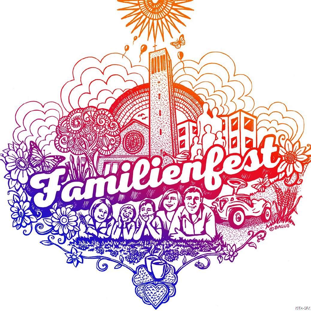 Familienfest in Sankt Franziskus-Xaverius